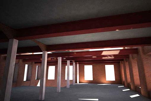 Architect Belfast Design render 2